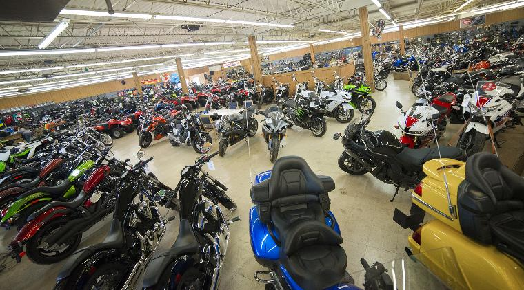 Showroom Tour | Planet Powersports | Coldwater Michigan